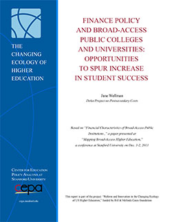 Policy Briefs | Center for Education Policy Analysis